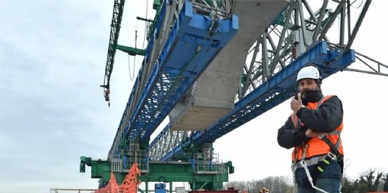 Pronto uno dei due viadotti sul Tagliamento: sarà aperto al traffico domenica 9 dicembre