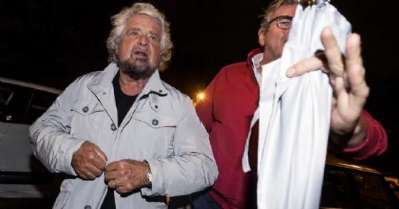 Il garante del Movimento 5 stelle, Beppe Grillo
