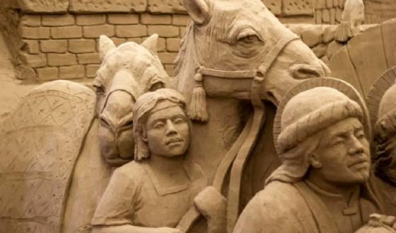 Presepe di Sabbia: sabato 8 dicembre l'inaugurazione