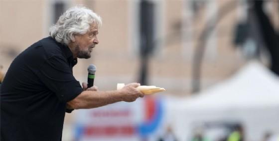 Beppe Grillo, fondatore e garante del Movimento 5 stelle