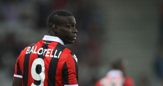 Nizza, Vieira saluta Balotelli:
