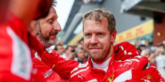 Vettel, lettera alla Ferrari: