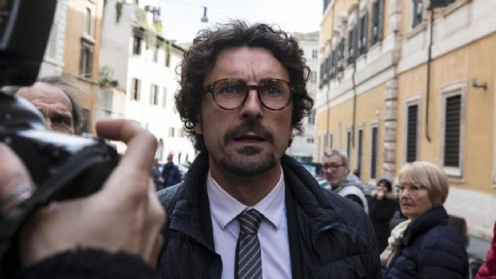Il Ministro dei Trasporti, Danilo Toninelli