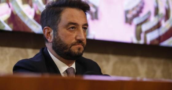 Il viceministro delle infrastrutture, Giancarlo Cancelleri