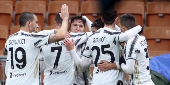 La Juve batte il Milan a San Siro e si rilancia per lo scudetto
