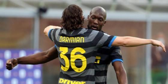L'Inter prova la fuga: 3-0 al Genoa