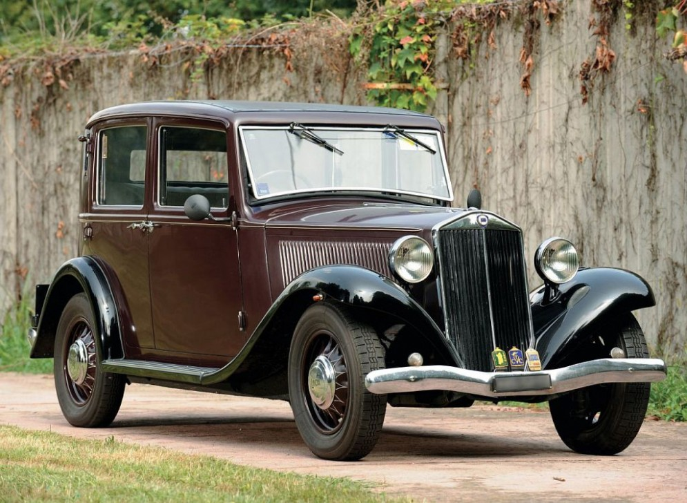 Lancia Augusta (1933-1936)