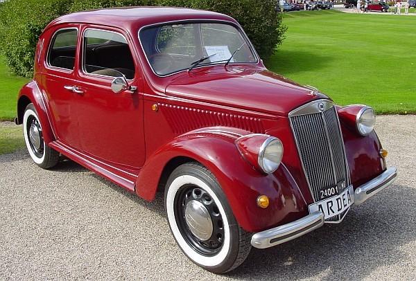 Lancia Ardea (1939-1953)