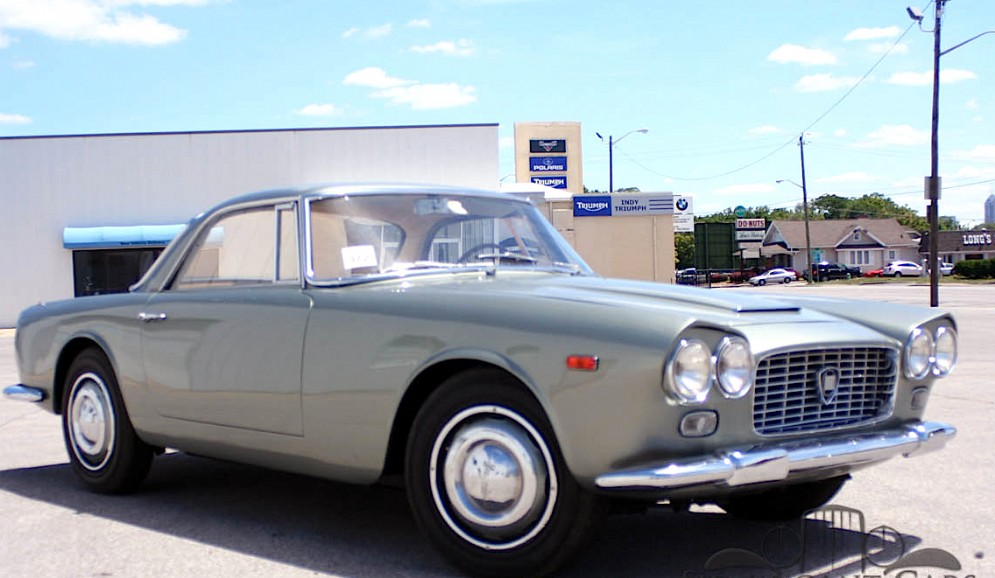 Lancia Flaminia GT (1957-1970)