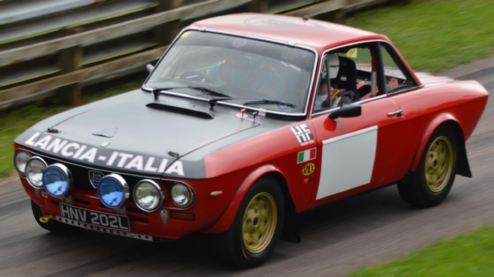 Lancia Fulvia HF (1965-1974)