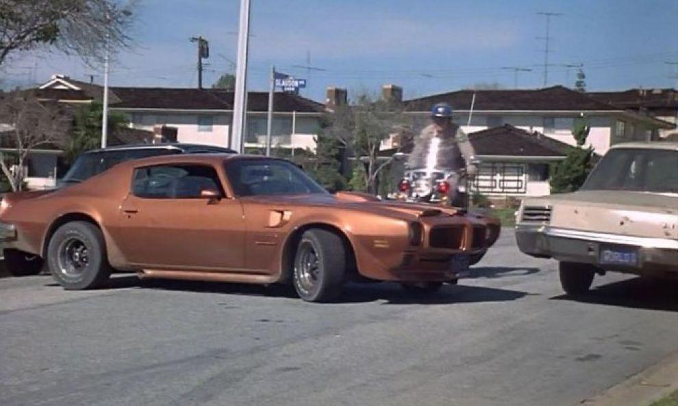 CHIPS - Pontiac Firebird Trans Am Formula del '71