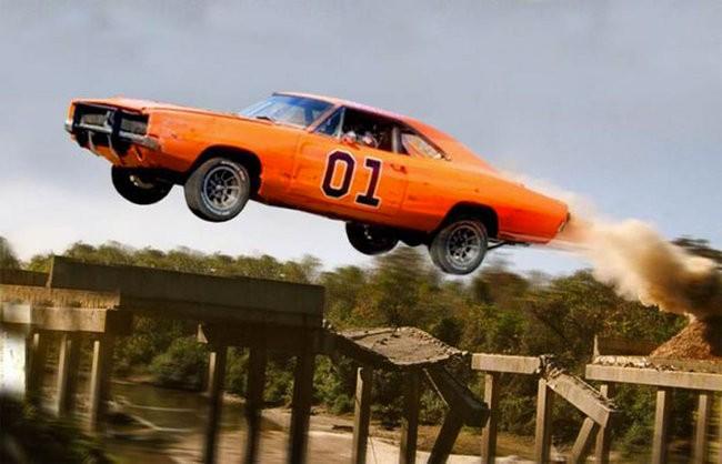 HAZZARD - Dodge Charger del '69 nota come