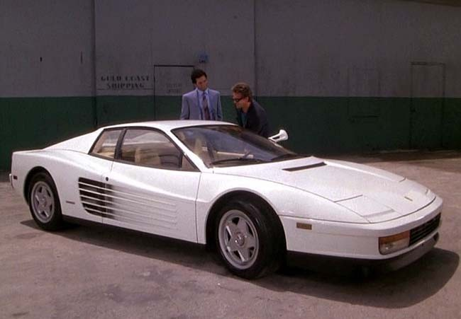 MIAMI VICE - Ferrari Testarossa