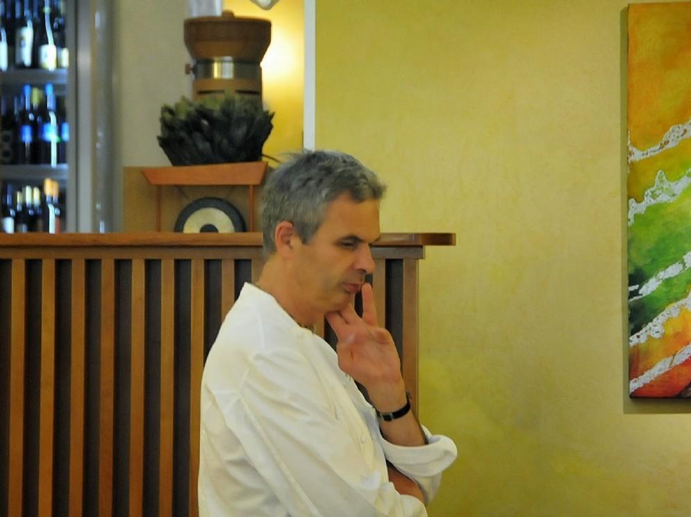 Pietro Leemann al Joia dal 1989