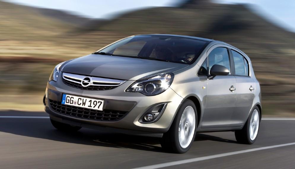 Opel Corsa (pre nuovo modello) - 28.346 immatricolazioni