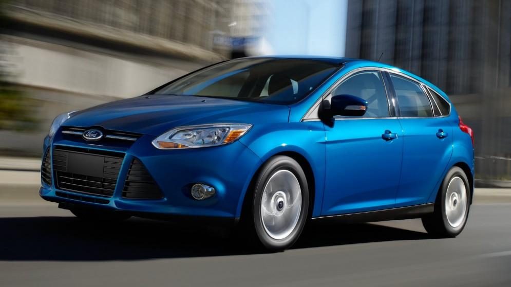 Ford Focus (pre-restyling) - 26.023 immatricolazioni