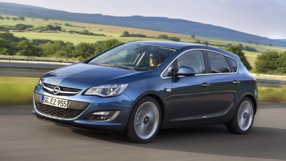 Opel Astra - 21.030 immatricolazioni