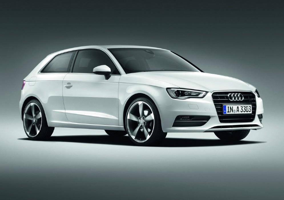 Audi A3 - 20.016 immatricolazioni