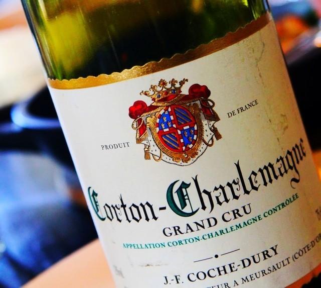 Il mitico Corton Charlemagne