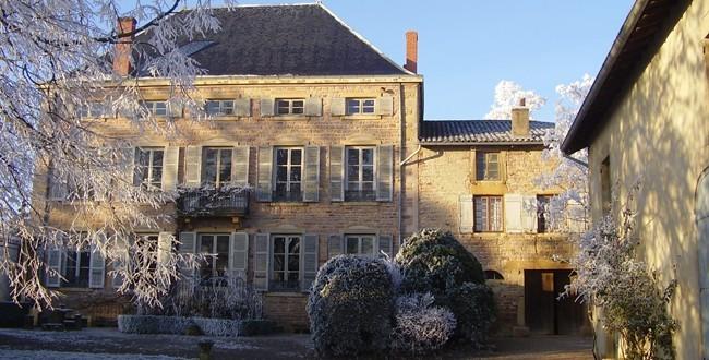 Chateau des Rontets