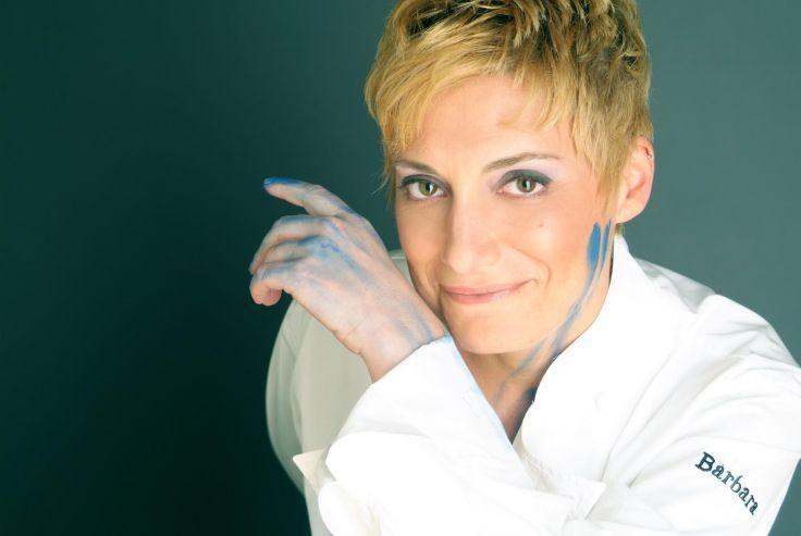 Barbara Scabin, chef al Blupum di Ivrea