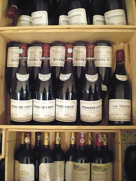 Rari e costosissimi vini francesi