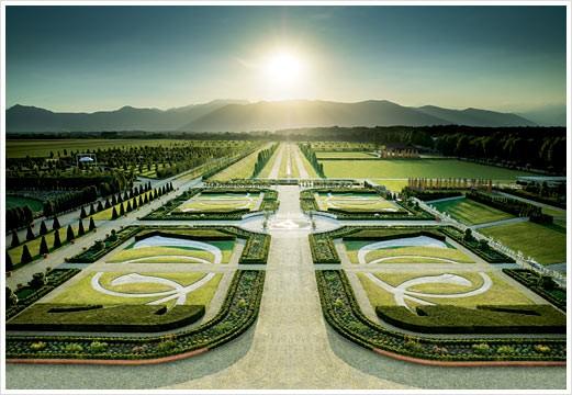 I giardini della Reggia