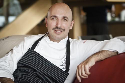 Andrea Ribaldone del ristorante I Due Buoi di Alessandria