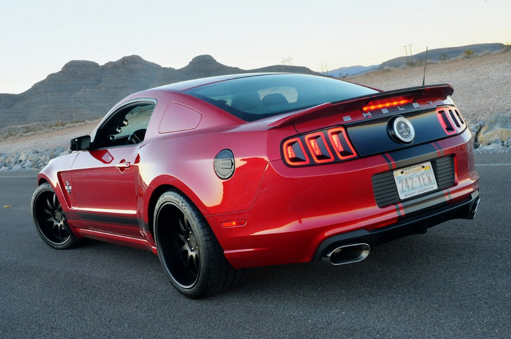 Shelby GT500 (2007)