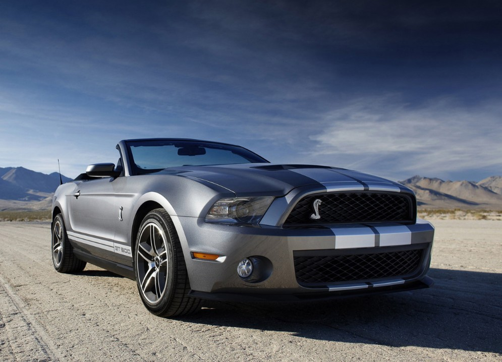 Shelby GT500 Convertible (2007)