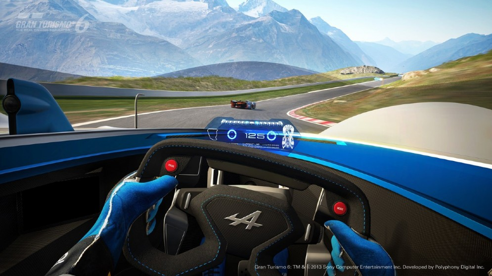 Di derivazione aeronautica anche l'head up display