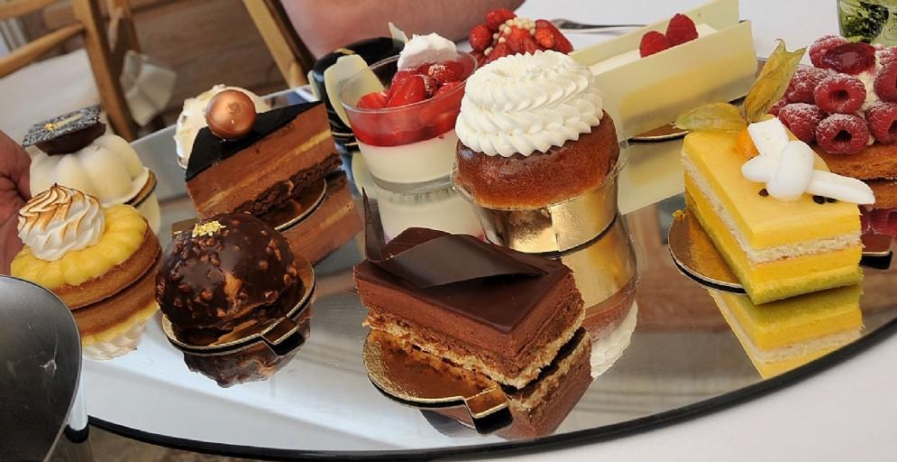 Dessert e piccola pasticceria firmati