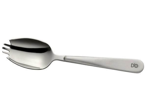 La forchetta-cucchiaio griffata D'O