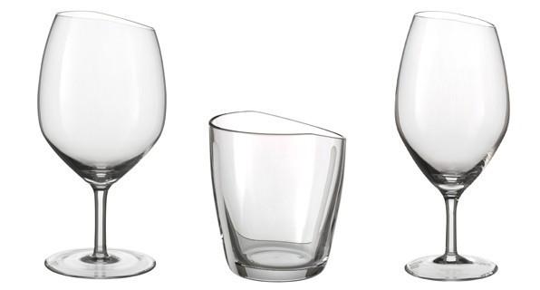 I bicchieri innovativi di Oldani