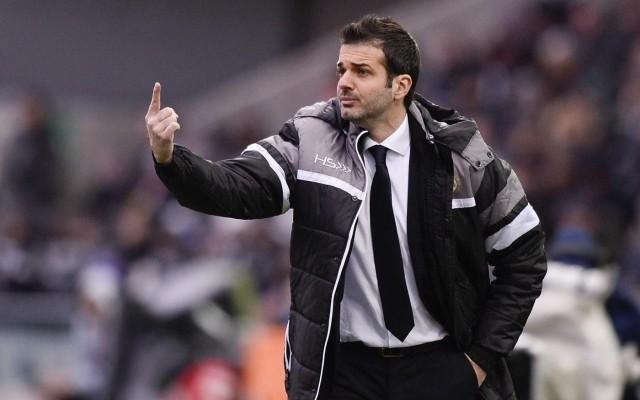 Andrea Stramaccioni, primo anno sulla panchina dell'Udinese