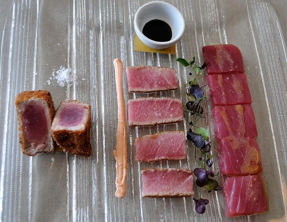 Variazione di tonno ligure