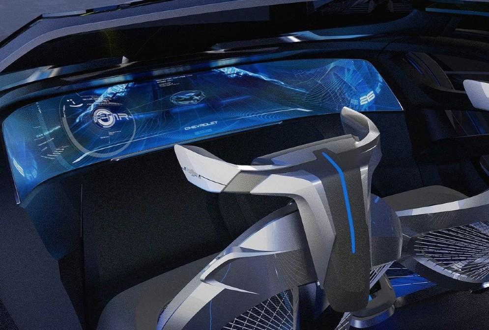 Sistema biometrico per accendere la vettura attraverso il riconoscimento dell'iride