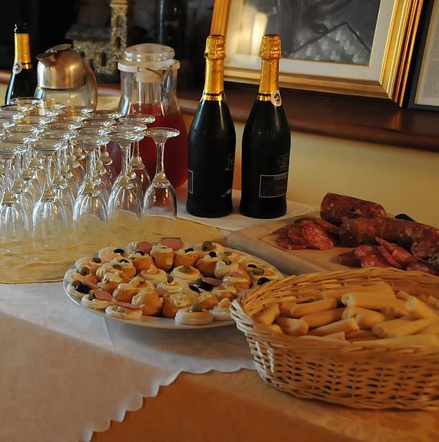 Il rito dell'aperitivo
