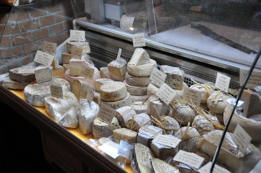 Per le Rue del Ricetto, i protagonisti saranno i formaggi