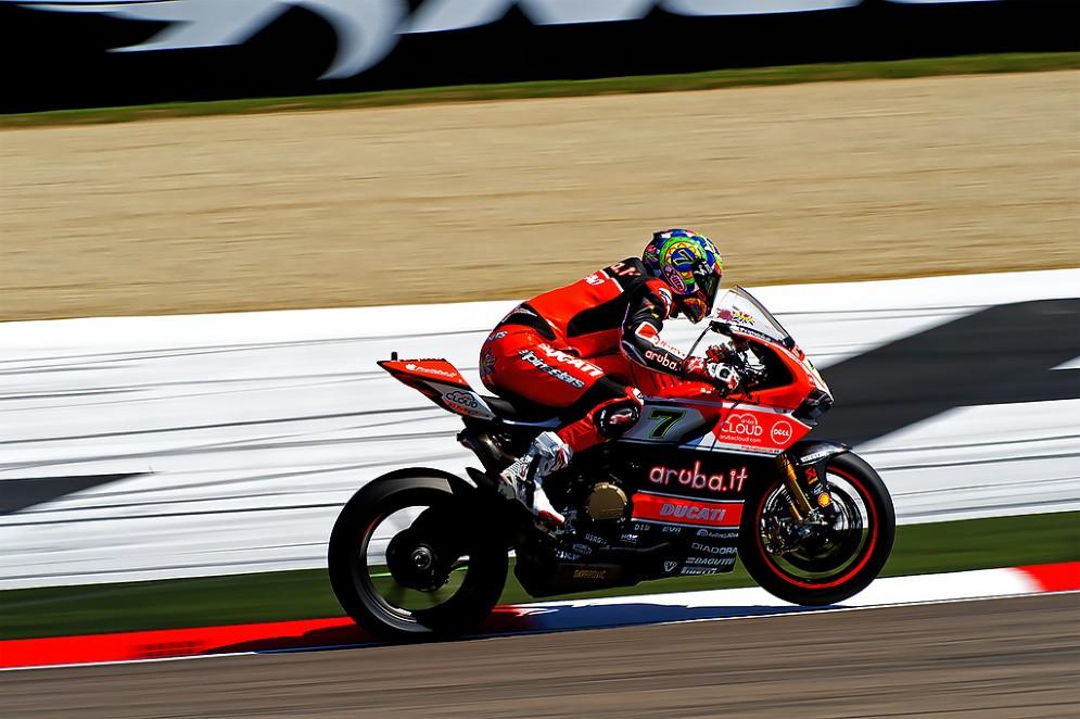 Chaz Davies, Ducati (Foto: Andrea Bonora per DiariodelWeb.it)