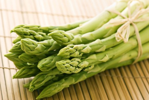 Il tema della serata : gli asparagi