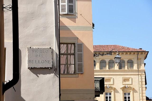 Un vicolo che ha fatto storia in città ...