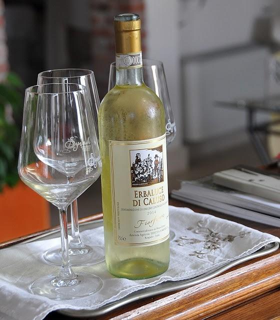 Il vino della casa