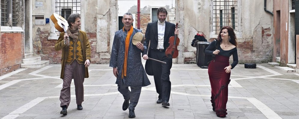 """I """"La Frontera"""" in concerto a Blessano"""