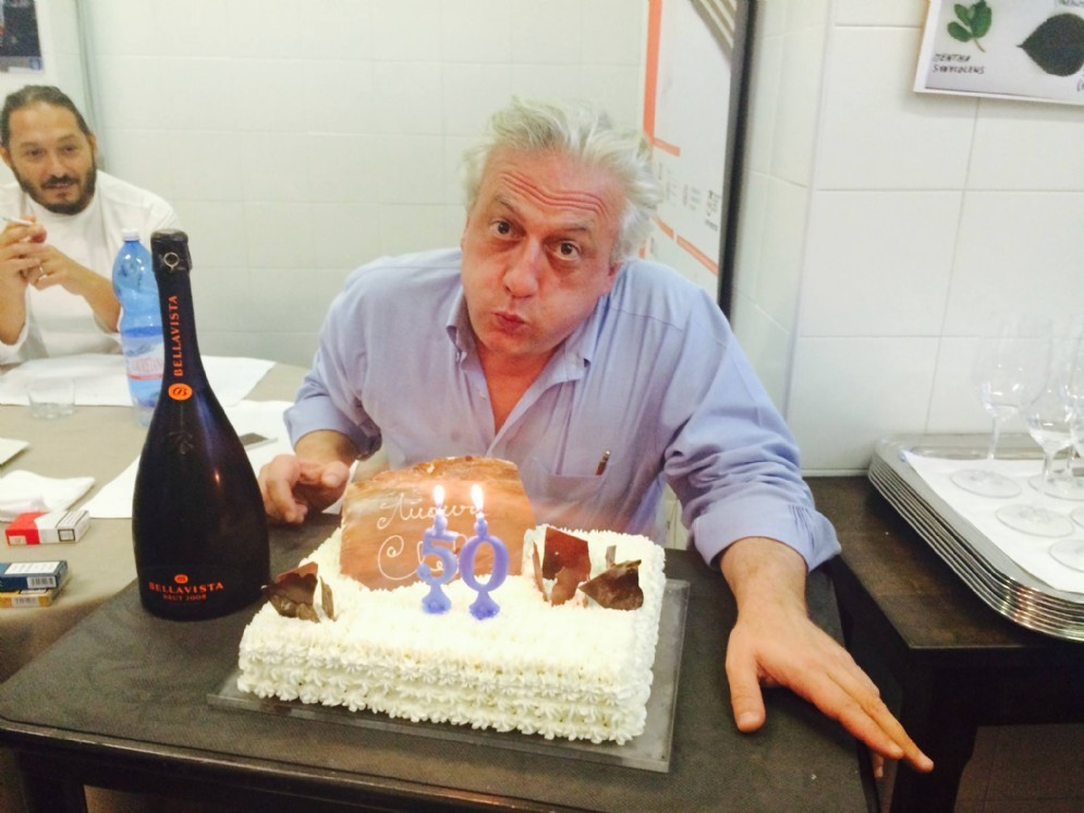 La festa di compleanno - foto di Milena Pozzi -
