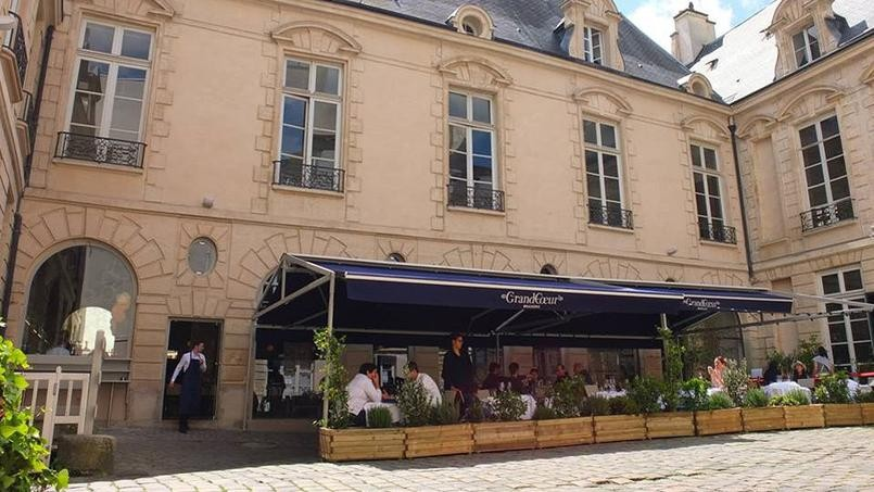 Il nuovo Grand Coeur, nel Marais, a Parigi