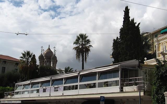 Glam e Villa Noseda, tra il Casinò e la Chiesa Russa
