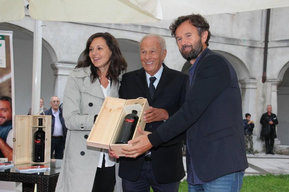 Il premio speciale FriulAdria-Gusti di Frontiera a Carlo Cracco