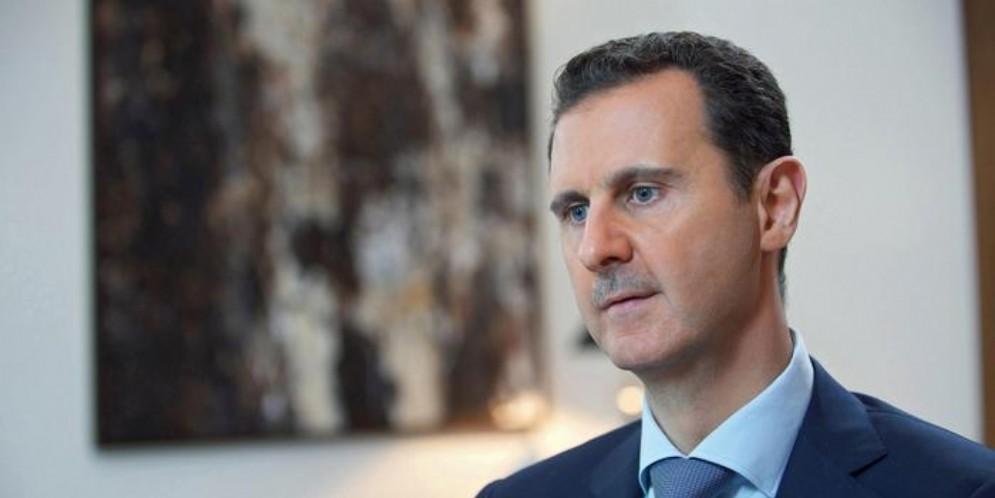 Il Presidente siriano, Bashar al Assad