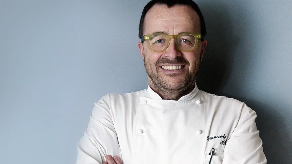 chef Giancarlo Morelli - credit Pomiroeu Seregno